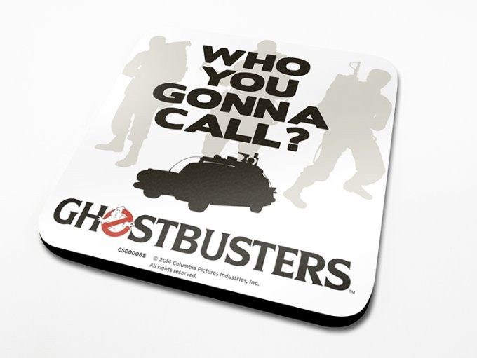 Ghostbusters - Who You Gonna Call? Coaster