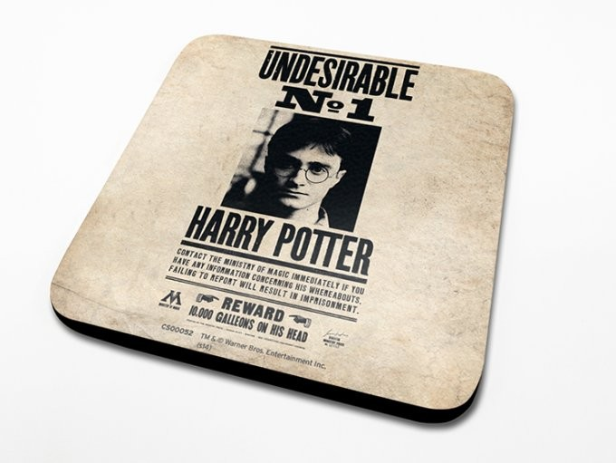 Harry Potter – Undesirable No.1 Coaster