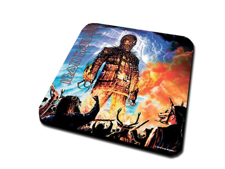 Iron Maiden – Wicker Man Coaster