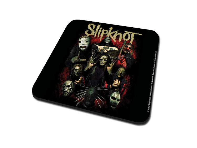 Slipknot – Come Play Dying Coaster
