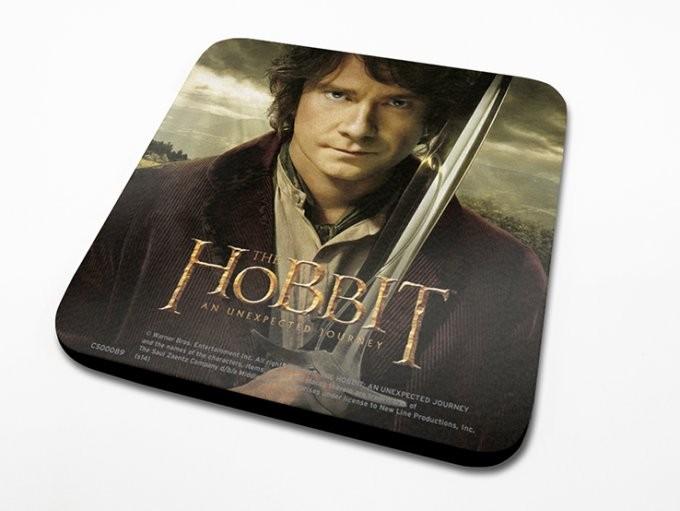 The Hobbit - Doorway Coaster