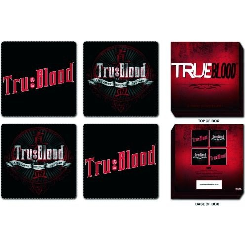True Blood Coaster