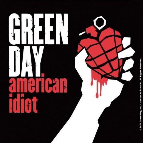 Coaster Green Day – American Idiot