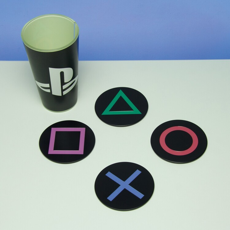 Coaster Playstation - Icons