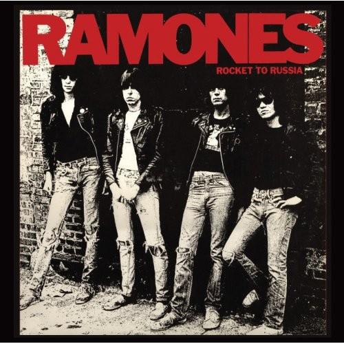 Coaster Ramones – Rocket To Russia