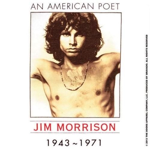 Coaster The Doors - American Poet