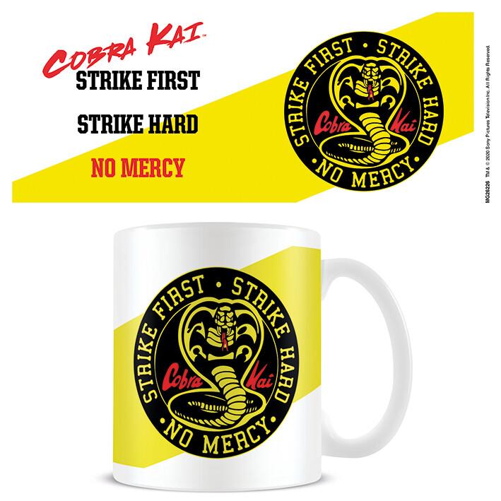 Cup Cobra Kai - No Mercy