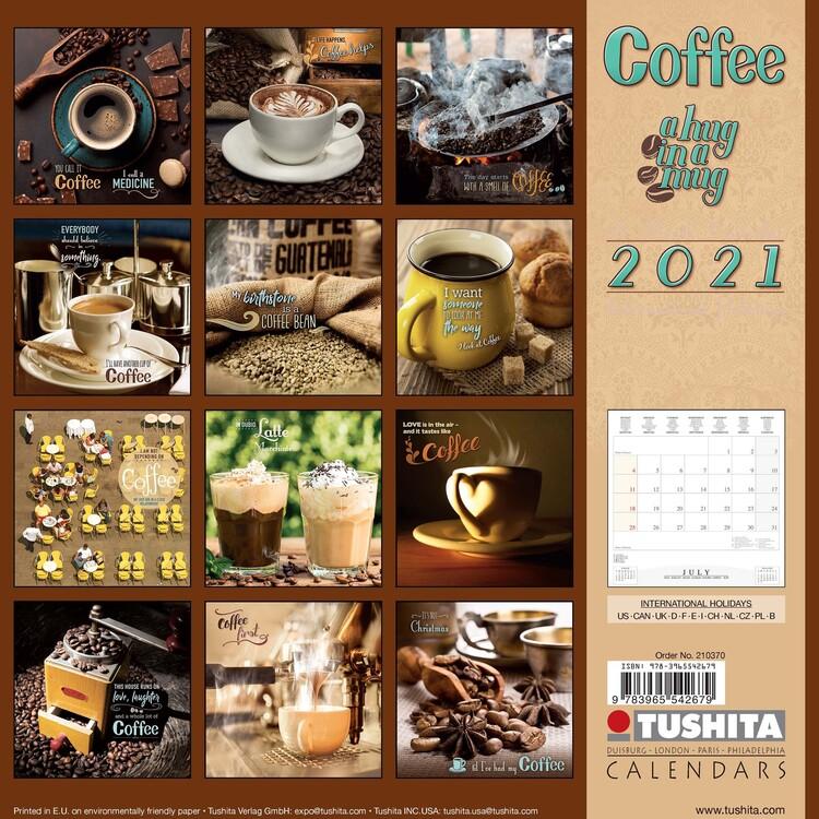 Photos of Coffee Calendar 2021