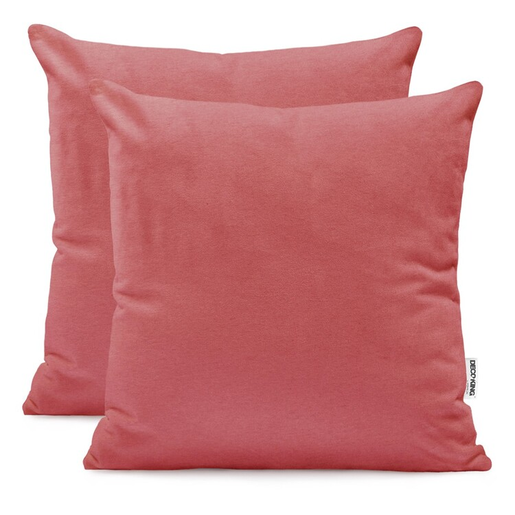 Pillow cases Amber Old Rose