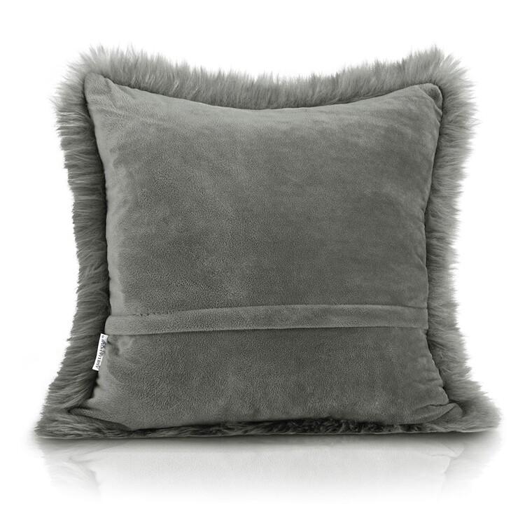 Pillow cases Amelia Home - Dokka Dark Grey