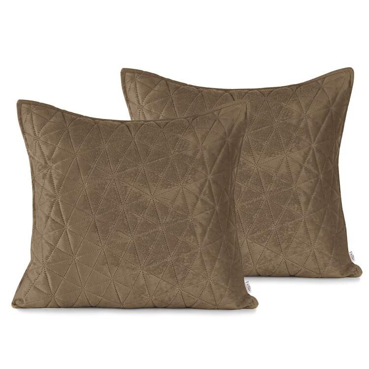 Pillow cases Amelia Home - Laila Cappuccino