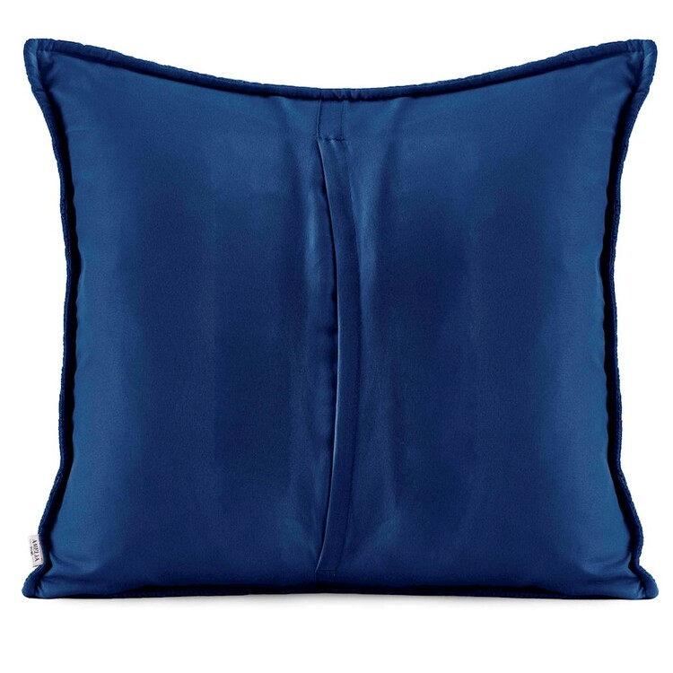 Pillow cases Amelia Home - Laila Royal Blue