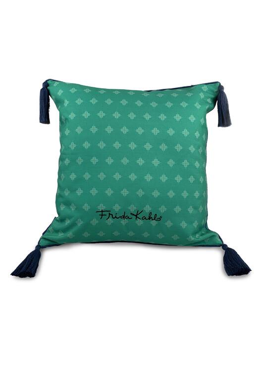 Cushion Frida Kahlo - Green Vogue