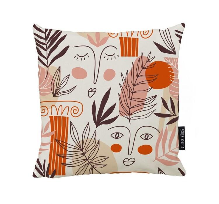 Cushion Hidden Face