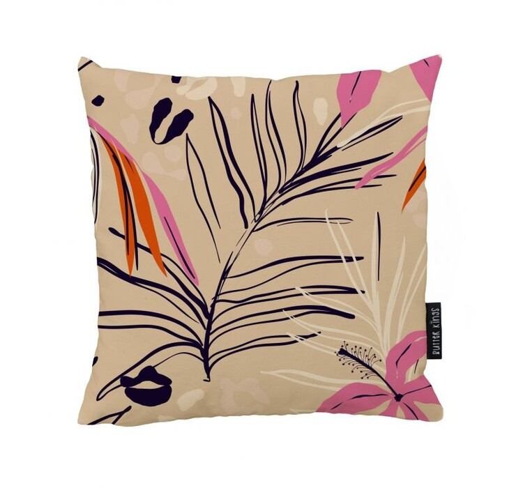 Cushion Jungle in Spring