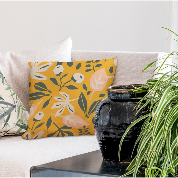 Cushion Square plants