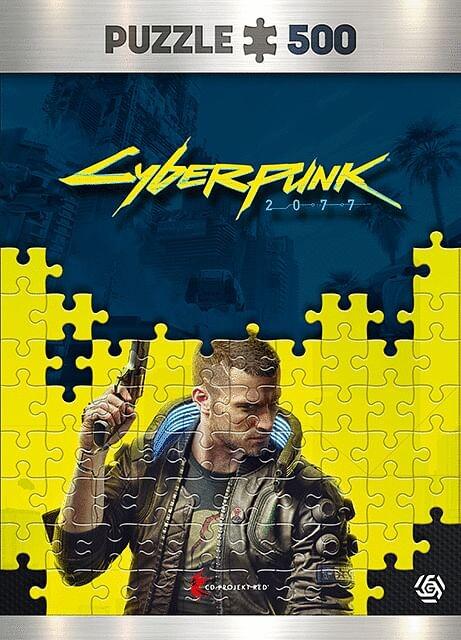 Puzzle Cyberpunk 2077 - Male V