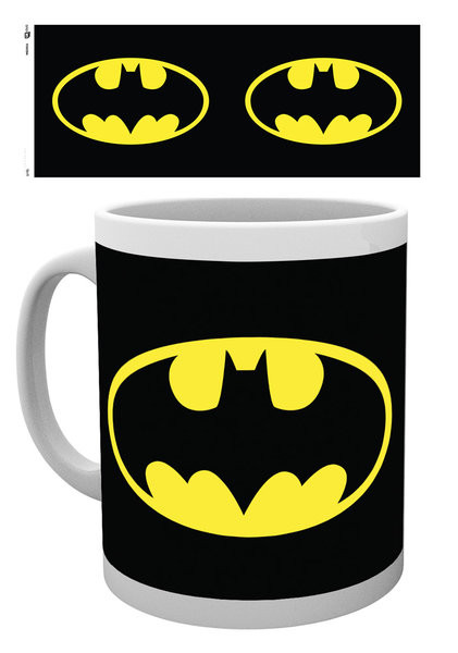Mug DC Comics - Batman Logo