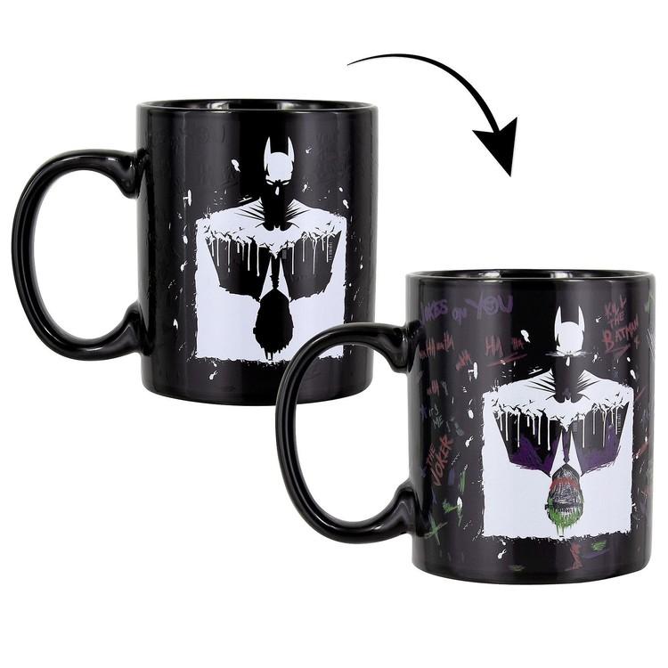 Mug DC Comics - Batman vs Joker