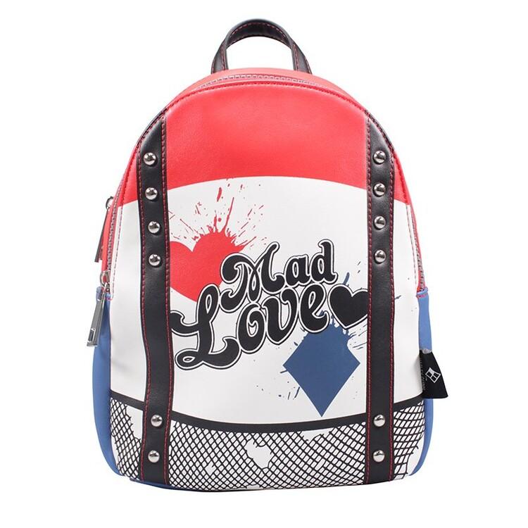 Backpack DC Comics - Harley Quinn