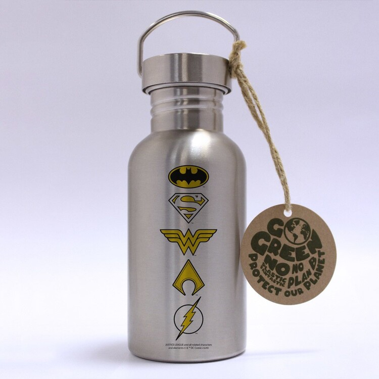 Bottle DC Comics - Logos