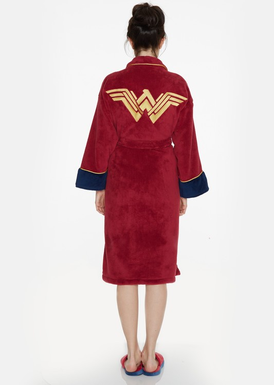bathrobe DC Comics - Wonder Woman
