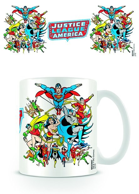 Cup DC Originals - Justice League