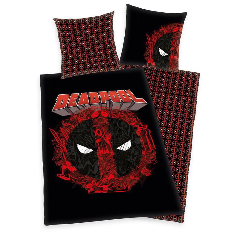 Bed sheets Deadpool