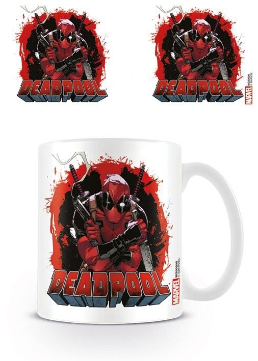 Mug Deadpool - Smoking Gun