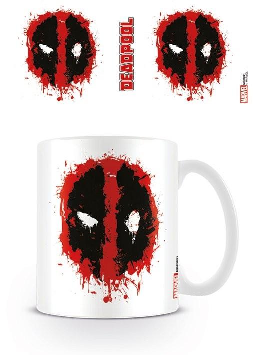 Mug Deadpool - Splat