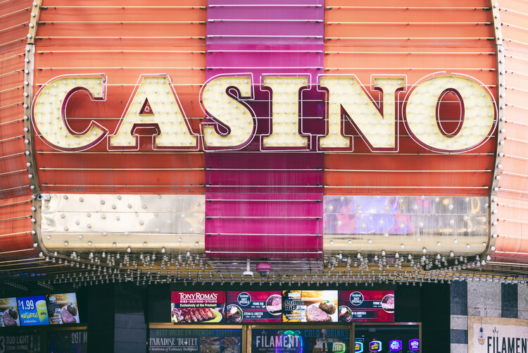 Murais de parede American West - Las Vegas Casino