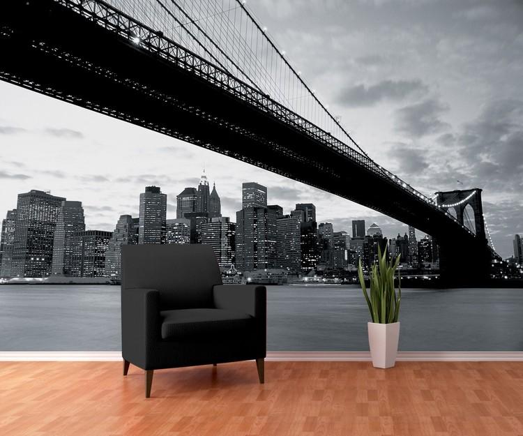 Papel de parede  Brooklyn Bridge - New York