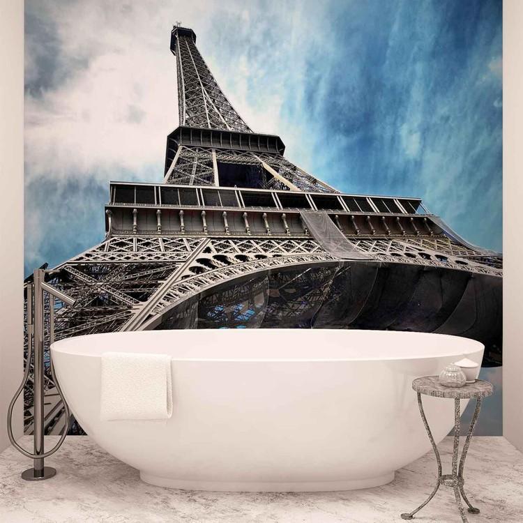 Papel de parede Eiffel Tower Paris