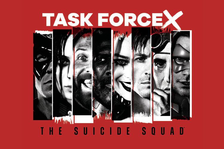 Murais de parede Esquadrão Suicida 2 - Task force X
