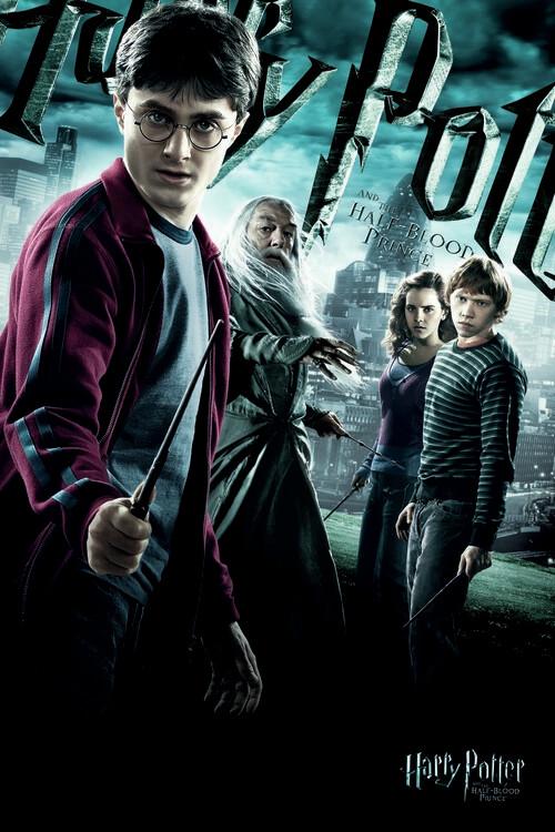 Murais de parede Harry Potter - O Príncipe Misterioso