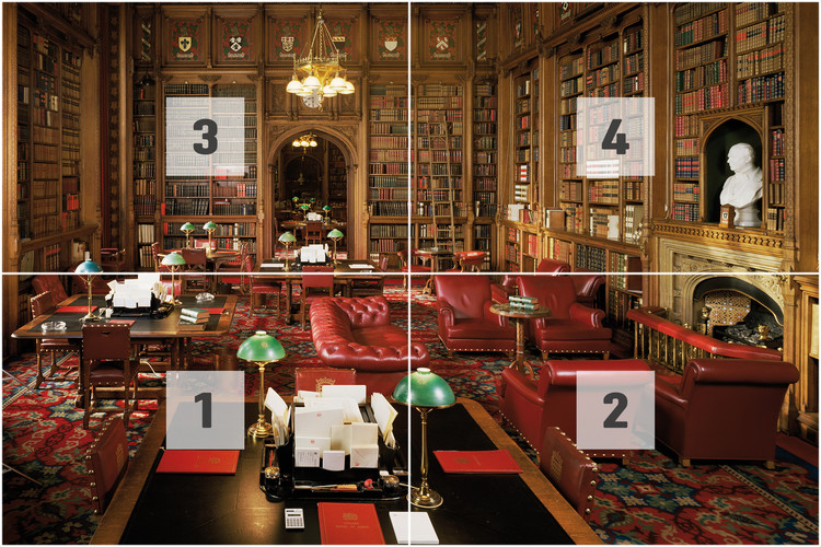 Papel de parede  Library - House of Lords