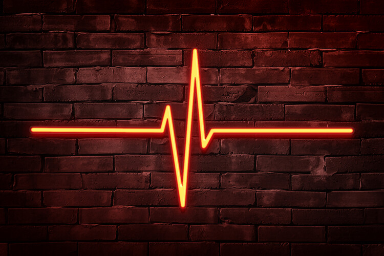 Murais de parede Lifeline