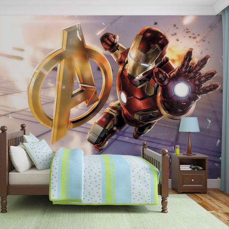 Papel de parede  Marvel Avengers