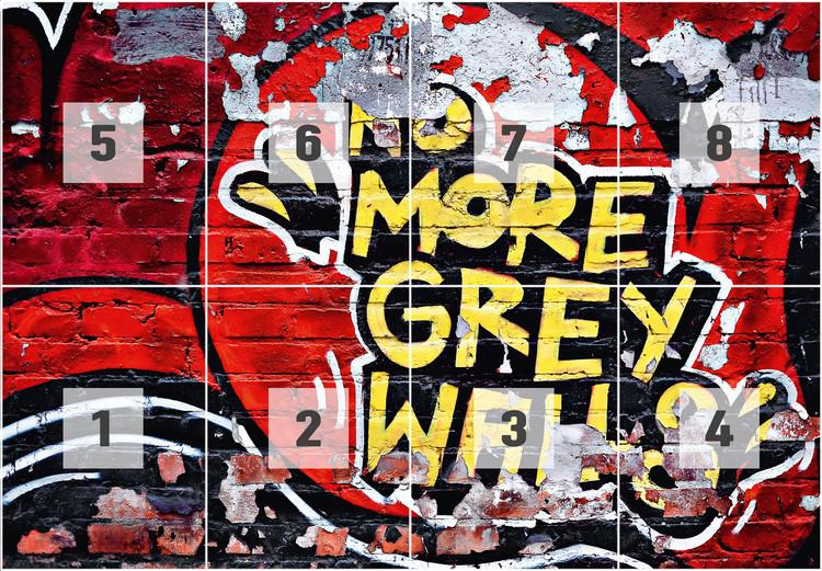 Papel de parede  NO MORE GREY WALLS