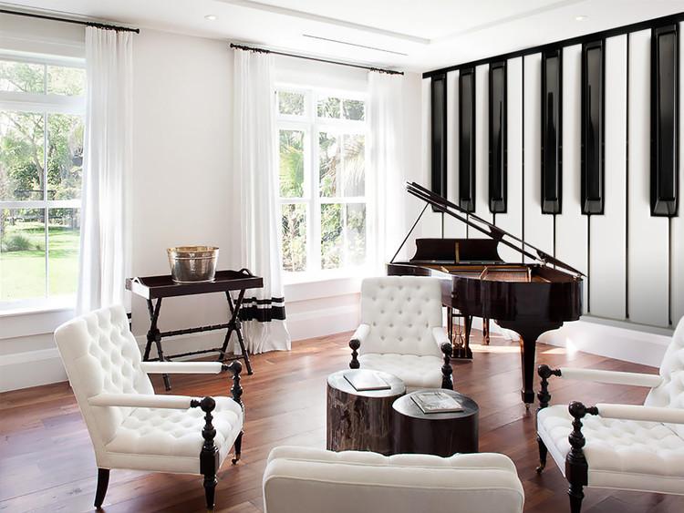 Papel de parede Piano - Keys