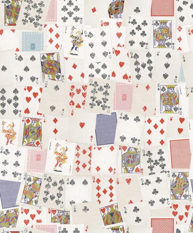 Decoração de parede Playing Cards