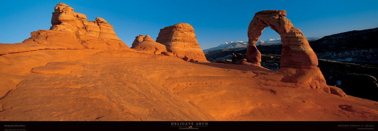 Delicate Arch Reproduction