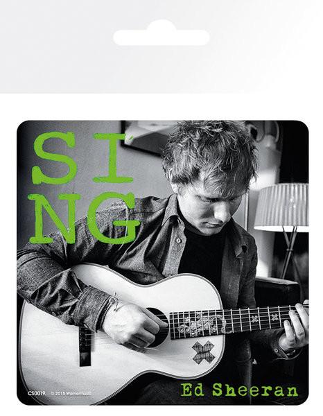 Ed Sheeran - Close up Dessous de Verre