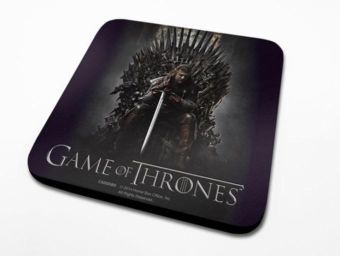 Game of Thrones - Throne Dessous de Verre