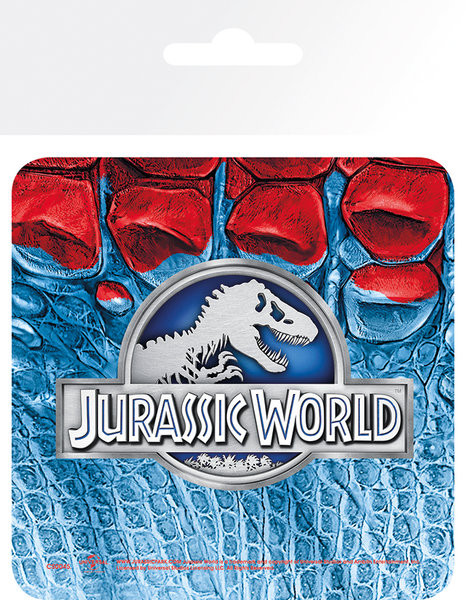 Jurassic World - Logo Dessous de Verre