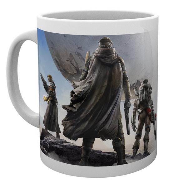 Mug Destiny - Key Art