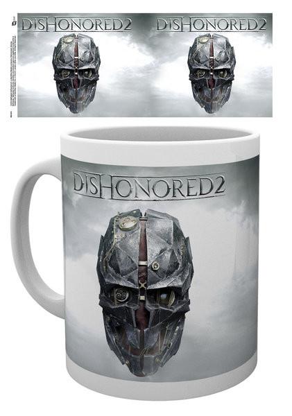 Mug Dishonored 2 - Keyart