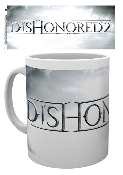 Cup Dishonored 2 - Logo