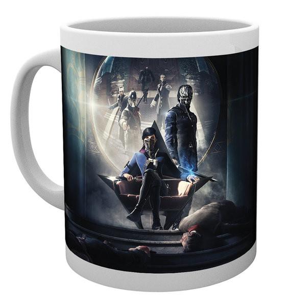 Mug Dishonored 2 - Throne