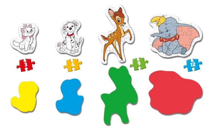 Puzzle Disney - Classic Characters